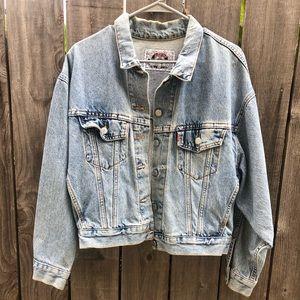 Levi's Authentic Vintage Denim Jacket